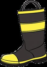 Fire boot